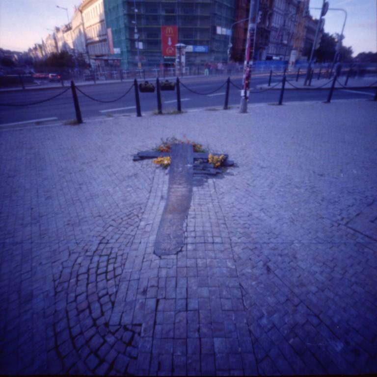 Jan Pallach Memorial