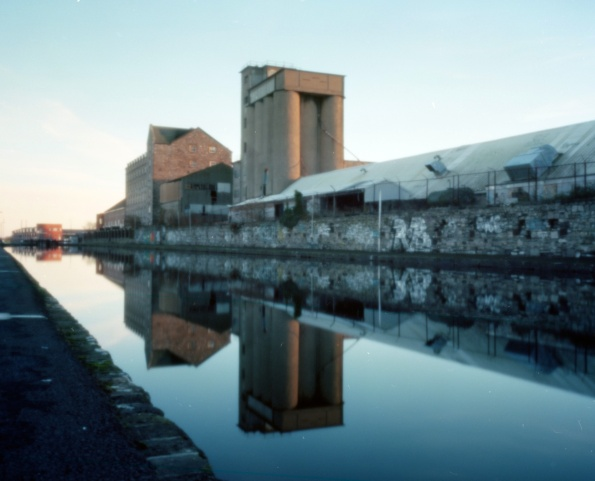 The Royal Canal - Dublin