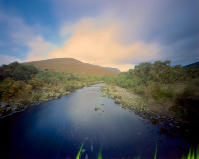 Pinhole - Round Wood to Lough Dan