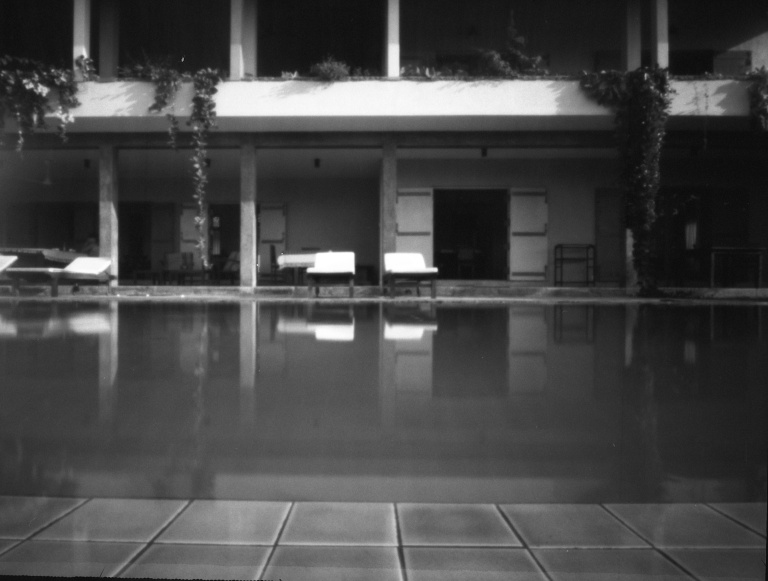 Camera: terraPin Bijou Sidewinder 6X4.5 f-stop of f/167 50mm focal length Film: Fomapan 100  Dev: Studional 1+15 8mins  awareofthevoid.com www.facebook.com/AwareOfTheVoid Development details on FilmDev