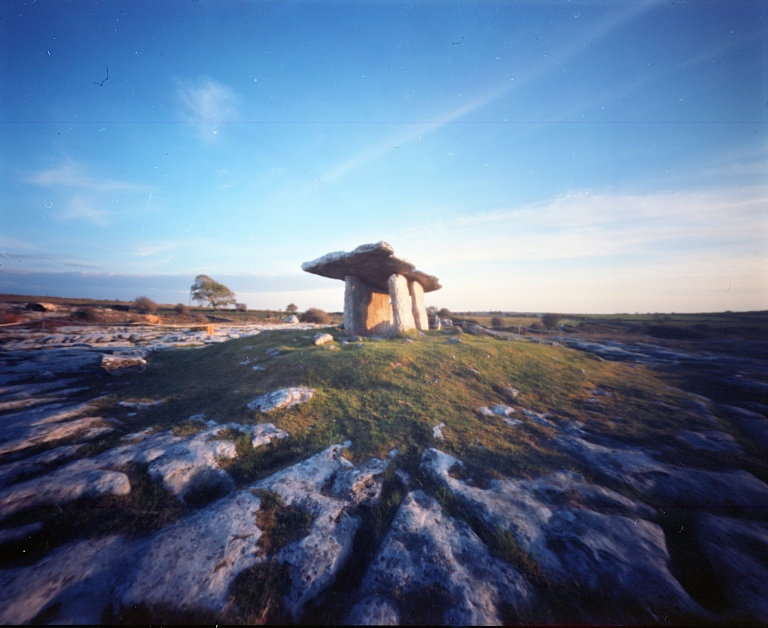 Camera: P6*6 Pinhole f-stop of f/135 50mm focal length Film: Kodak Portra 160 Dev: Tetenal C-41