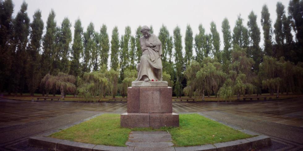 Treptower Park Soviet War Memorial, Berlin