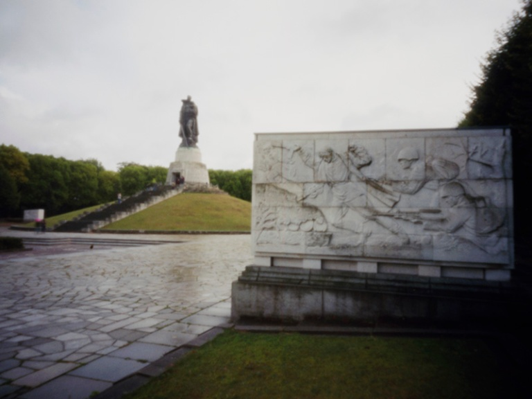 Treptower Park Soviet War Memorial, Berlin